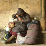 Living Under a Bridge: Homelessness