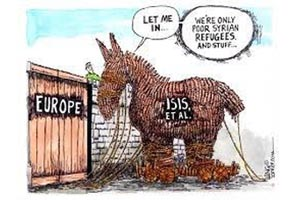 Enter the Trojan Horse